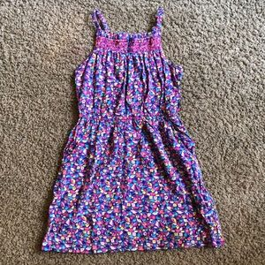 Girls Cherokee Colorful Dress